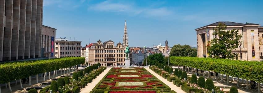 Brüsszel Szállodák