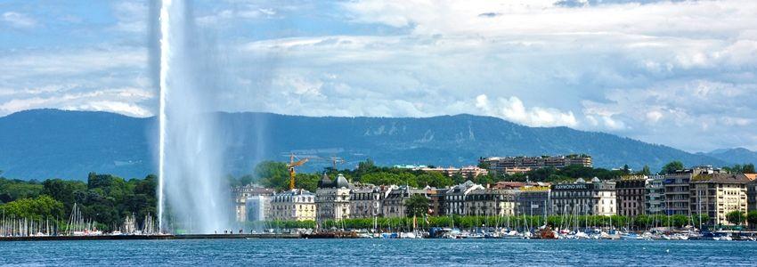 Genf Szállodák