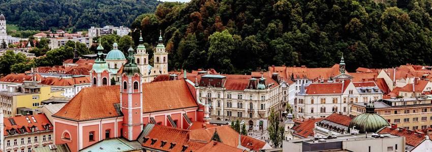 Ljubljana Útikalauz - Turisztikai látványosságok, ajánlások