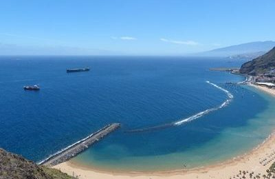 Beach in Tenerife