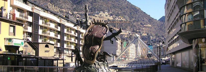 Andorra la Vela, Andorra Reservations123 Travel Guide